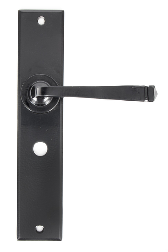 Black Large Avon Lever Bathroom Set Image 2