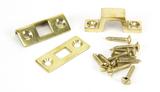 Polished Brass 6'' Universal Bolt Image 2 Thumbnail