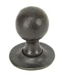 Beeswax Round Mortice/Rim Knob Set Image 2 Thumbnail