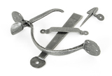 Pewter Heavy Bean Thumblatch Image 1 Thumbnail