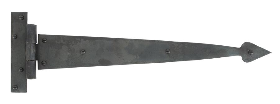 Beeswax 15'' Arrow Head T Hinge (pair) Image 1