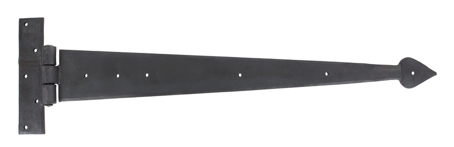 Beeswax 22'' Arrow Head T Hinge (pair) Image 1