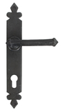 Beeswax Tudor Lever Espag. Lock Set Image 1 Thumbnail