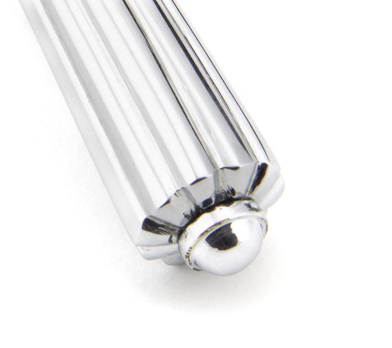 Polished Chrome Locking Hinton Fastener Image 4