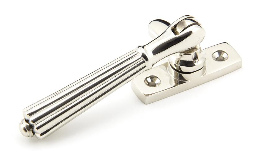 Polished Nickel Locking Hinton Fastener Image 2