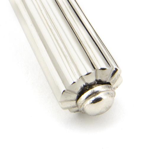 Polished Nickel Locking Hinton Fastener Image 4