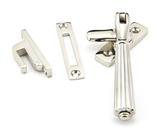 Polished Nickel Locking Hinton Fastener Image 1 Thumbnail