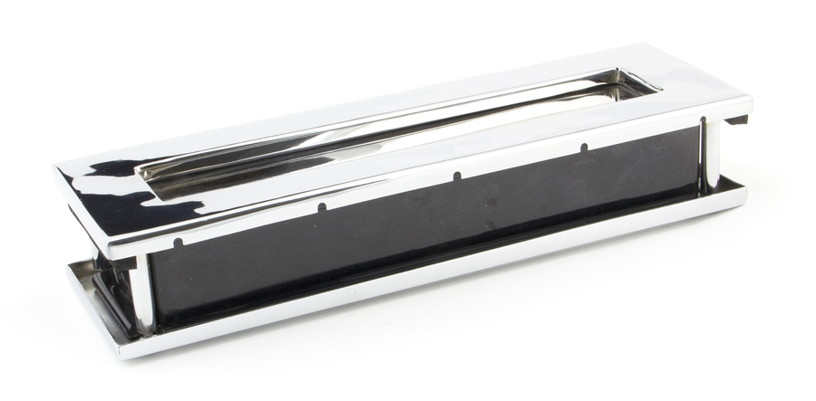 Polished Chrome Traditional Letterbox Image 2