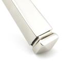 Polished Nickel Avon Slimline Lever Latch Set Image 5 Thumbnail