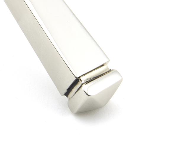 Polished Nickel Avon Slimline Lever Latch Set Image 5
