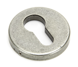 Pewter 52mm Regency Concealed Escutcheon Image 1 Thumbnail