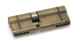 Aged Brass 35/45 5pin Euro Cylinder Image 1 Thumbnail