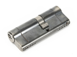 Pewter 35/45 5pin Euro Cylinder KA Image 1 Thumbnail
