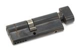 Aged Bronze 35/45T 5pin Euro Cylinder/Thumbturn Image 1 Thumbnail