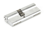 Satin Chrome 35/45 5pin Euro Cylinder KA Image 1 Thumbnail