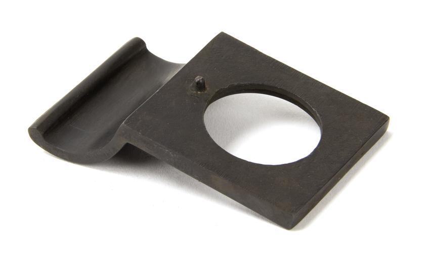 Aged Bronze Rim Cylinder Pull Image 2