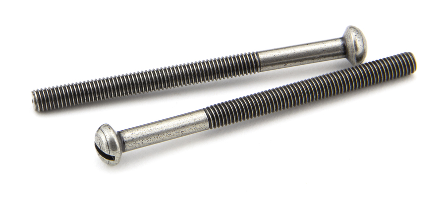 Pewter SS M5 x 64mm Male Bolts (2) Image 1