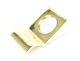 Polished Brass Rim Cylinder Pull Image 1 Thumbnail