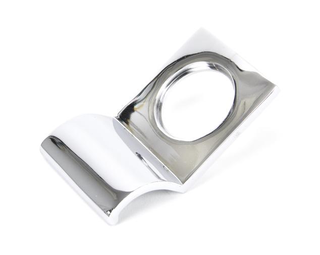 Polished Chrome Rim Cylinder Pull Image 1