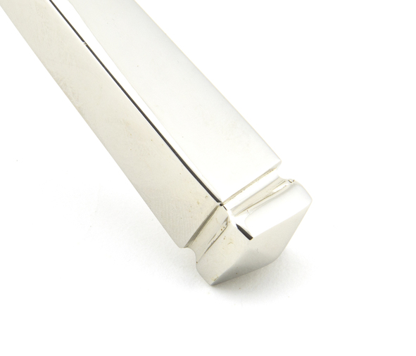 Polished Nickel Avon Lever Euro Set Image 4