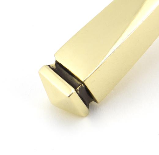 Aged Brass Locking Avon Fastener Image 3