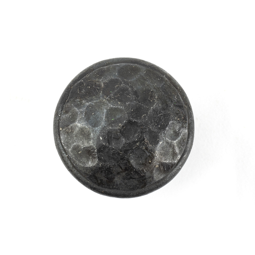 From The Anvil Beeswax Hammered Cabinet Knob - Medium 33197 Image 2