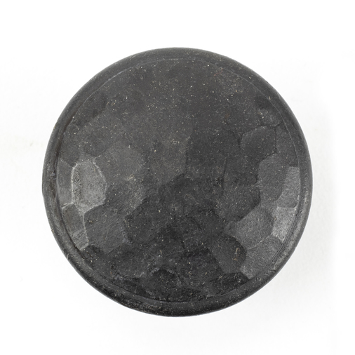 From The Anvil Beeswax Hammered Cabinet Knob - Large 33198 Image 2