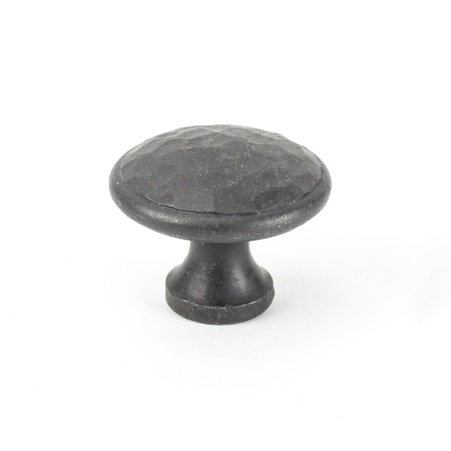 From The Anvil Beeswax Hammered Cabinet Knob - Large 33198 Image 1