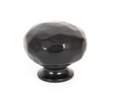 From The Anvil Black Elan Cabinet Knob - Small 33364 Image 1 Thumbnail