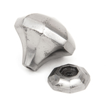 From The Anvil Natural Smooth Octagonal Cabinet Knob - Large 33367 Image 2 Thumbnail