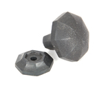 From The Anvil Beeswax Octagonal Cabinet Knob - Small 33369 Image 2 Thumbnail
