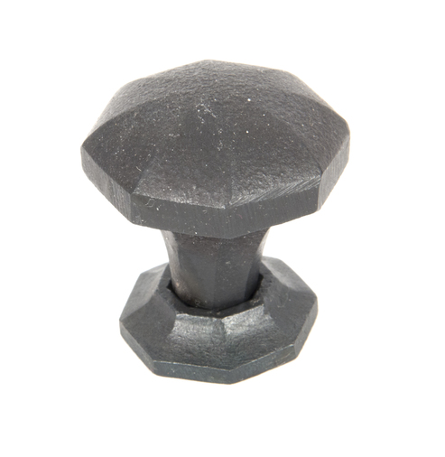 From The Anvil Beeswax Octagonal Cabinet Knob - Small 33369 Image 1