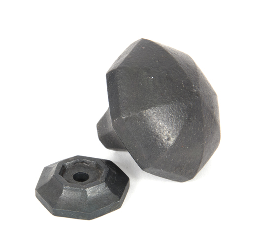 From The Anvil Beeswax Octagonal Cabinet Knob - Large 33370 Image 2