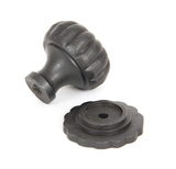 From The Anvil Beeswax Flower Cabinet Knob - Large 33378 Image 2 Thumbnail