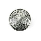 From The Anvil Pewter Hammered Cabinet Knob - Medium 33626 Image 2 Thumbnail