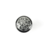 From The Anvil Pewter Hammered Cabinet Knob - Small 33705 Image 2 Thumbnail