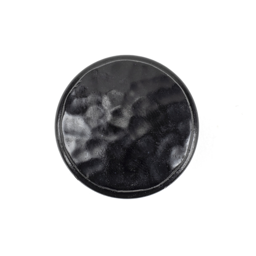 From The Anvil Black Hammered Cabinet Knob - Medium 33992 Image 2