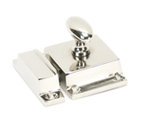 From The Anvil Polished Nickel Cabinet Latch 46047 Image 1 Thumbnail