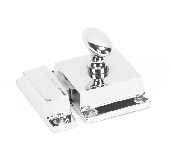 From The Anvil Polished Chrome Cabinet Latch 46048 Image 1