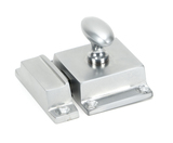 From the Anvil Satin Chrome Cabinet Latch 46052 Image 1 Thumbnail