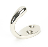From The Anvil Polished Nickel Celtic Single Robe Hook 46304 Image 1 Thumbnail
