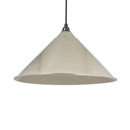 From The Anvil Smooth Nickel Hockley Pendant 49506 Image 1