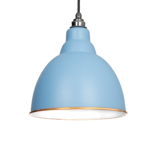 From The Anvil The Brindley Pendant in Pale Blue 49507PB Image 1