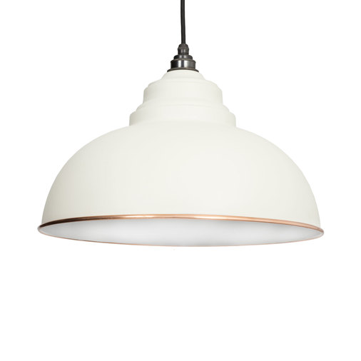 From The Anvil The Harborne Pendant in Oatmeal 49508M Image 1