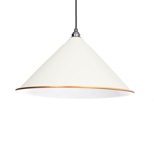 From The Anvil The Hockley Pendant in Oatmeal 49510M Image 1