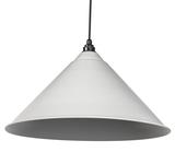 From The Anvil Light Grey Full Colour Hockley Pendant 49520LG Image 1 Thumbnail