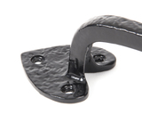 From The Anvil Black Cast 8'' Gothic Pull Handle 73142 Image 3 Thumbnail