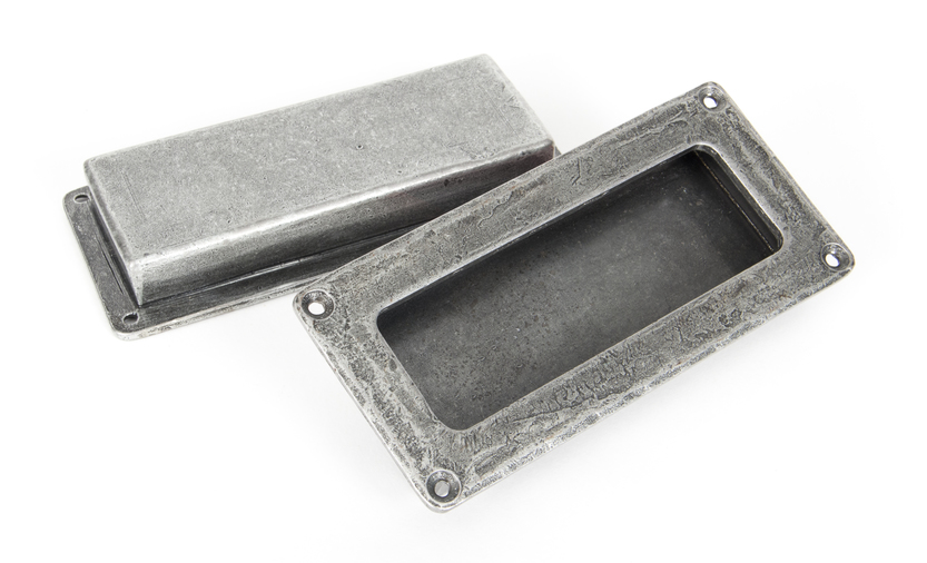 From The Anvil Pewter Flush Handle 83654 Image 2