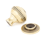 From The Anvil Aged Brass Prestbury Cabinet Knob 32mm 83895 Image 2 Thumbnail