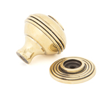 From The Anvil Aged Brass Prestbury Cabinet Knob 38mm 83896 Image 2 Thumbnail